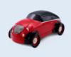 Bombones y coches de juguete