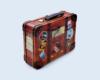 maleta con chocolate